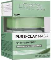 L'Oreal Pure-Clay Mask, Purify and Mattify