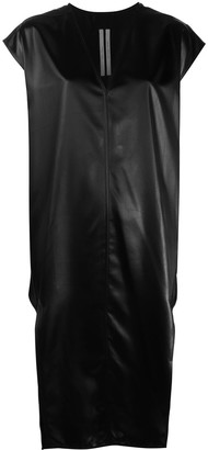 Rick Owens Performa Arrowhead midi dress