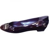 Louis Vuitton Amaranth Ballet Flats