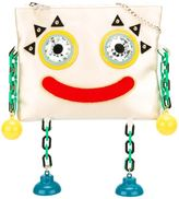 Charlotte Olympia robot clutch