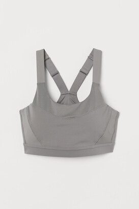 H&M Padded sports bra High support