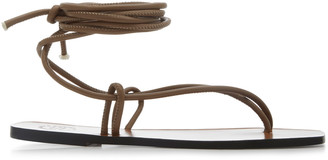 ATP ATELIER Alezio Nappa Leather Sandals