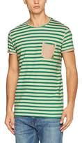 Khujo Men's Time Jersey Short T-Shirt,XXL