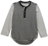 Sovereign Code Infant Boys' Elsinor Henley Tee - Sizes 12-24 Months