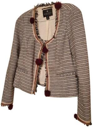 Maison Scotch Beige Jacket for Women