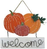 "Celebrate Fall Together ""Welcome"" Wall Decor"