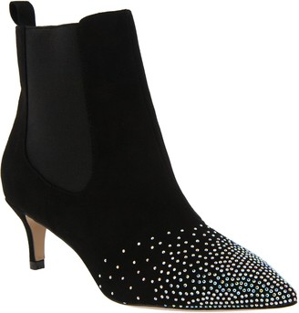Spring Step Azura by Dress Ankle Boots - Stardust