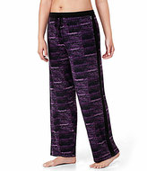 DKNY Plus Abstract Jersey Sleep Pants