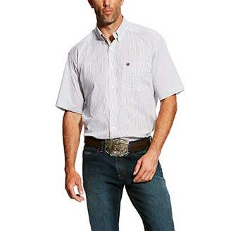 Ariat Men's Big and Tall Classic Fit Sleeve Stretch Shirt