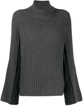 Maison Margiela rib-knit jumper