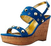 Ivanka Trump Women's Gitty Wedge Sandal