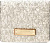 MICHAEL Michael Kors Jet Set Flap Card Holder