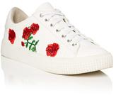 Dotti White Pu Rose Sneaker