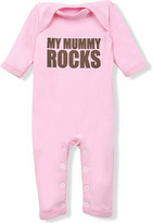 Snuglo My Mummy Rocks baby-grow 0-6 months