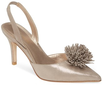 Pelle Moda Ima Pointed Toe Pump