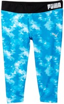Puma Printed Active Legging (Little Girls)