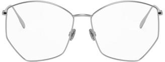 Christian Dior Silver DiorStellaire4 Glasses