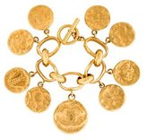 Chanel Zodiac Medallion Bracelet