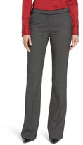 BOSS Women's Tulea Stretch Wool Suit Trousers