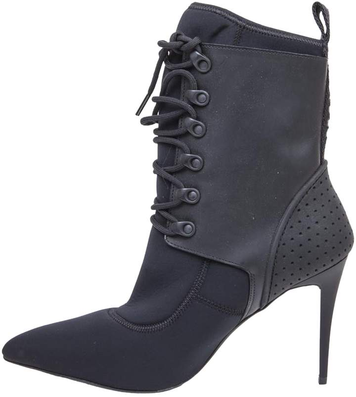 Alexander Wang Lace up boots