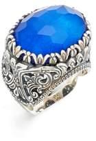 Konstantino Women's Andromeda Lapis Lazuli Ring