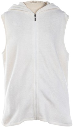 Max & Co. White Synthetic Knitwear