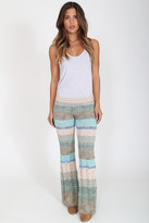 Goddis Franco Knit Pants In Morning Side
