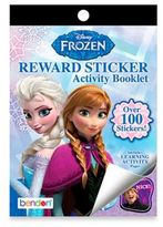 "Disney Frozen"" Reward Sticker & Activity Book"