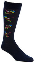 Tommy Bahama Coconut Clocking Crew Socks
