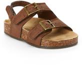 Osh Kosh Boys' Sandals CHO - Brown Bruno Sandal - Boys