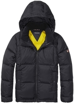 Tommy Hilfiger Th Kids Hooded Jacket