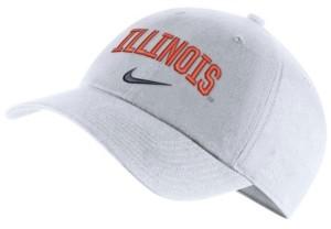 Nike Illinois Fighting Illini H86 Wordmark Swoosh Cap