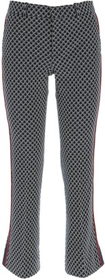 Gucci Square G Patterned Trousers