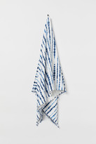 H&M Batik-patterned beach towel
