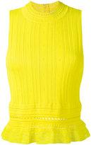 3.1 Phillip Lim sleeveless lace top