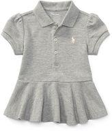 Ralph Lauren Girl Cotton Mesh Polo Shirt