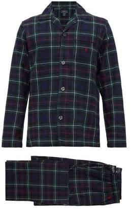 Polo Ralph Lauren Checked Cotton Pyjamas - Mens - Multi