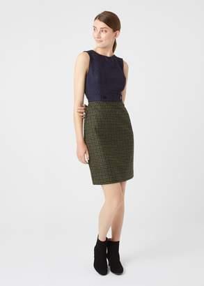 Hobbs Ellis Wool Dress