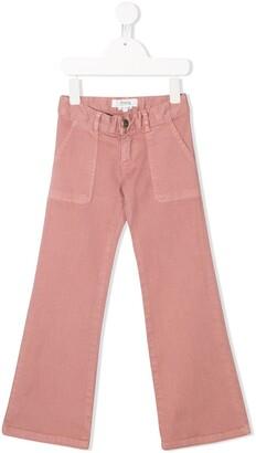 Bonpoint Wide Leg Jeans