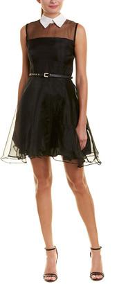 Sipaiya Mesh A-Line Dress
