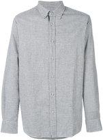 Officine Generale patterned long sleeved shirt