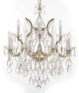 Gallery Maria Theresa 13-Light Tiered Chandelier