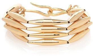 Tohum Design Lumia Maia 22kt gold-plated bracelet