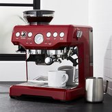 Crate & Barrel Breville ® Red Barista Express TM Espresso Machine