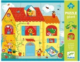 Djeco Giant Optic Puzzle - The House
