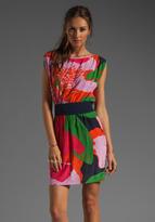 Akiko Short Sleeve Dress