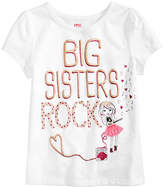 Epic Threads Big Sisters Rock T-Shirt, Little Girls, Created for Macy's