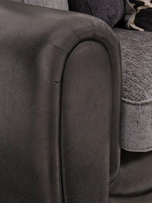 Bardot Left-Hand Double Arm Scatterback Corner Group Sofa