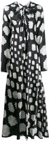 Marni geometric pattern dress