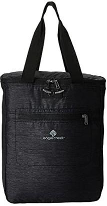Eagle Creek Travel Essentials Packable Tote/Pack (Black) Convertible Handbags